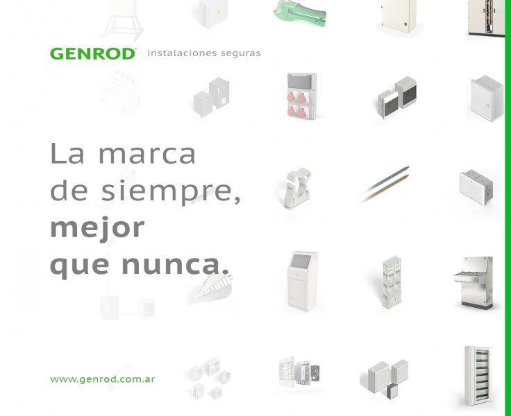 Genrod lanzó su nuevo sitio web