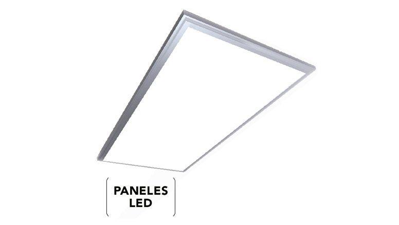 Luminarias Tipo Paneles de Led: versatilidad, belleza y eficiencia lumínica y energética