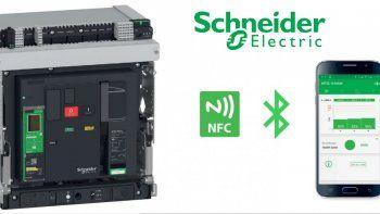 Schneider Electric presenta el interruptor automático de potencia Masterpact™ MTZ