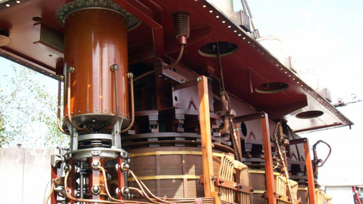 Gestión de transformadores de potencia de alta tensión