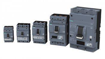Interruptores compactos Sentron 3VA