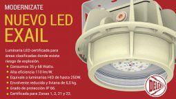Conocé las nuevas LED Exail de Delga