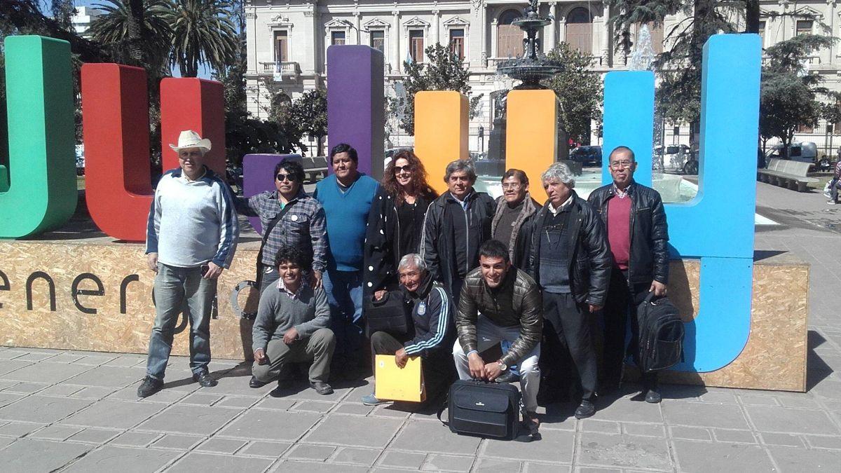 Relevando Peligros viajo a catamarca y Jujuy