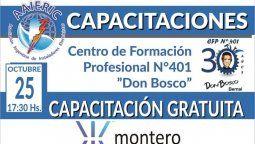 Capacitación gratuita sobre contactores en Bernal