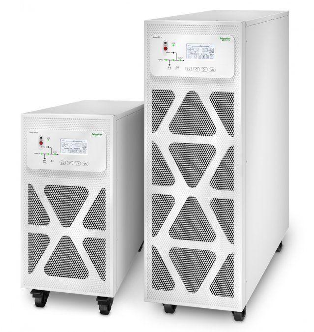 Schneider Electric presenta Easy UPS 3S, lo que facilita la continuidad comercial para pequeñas y medianas empresas