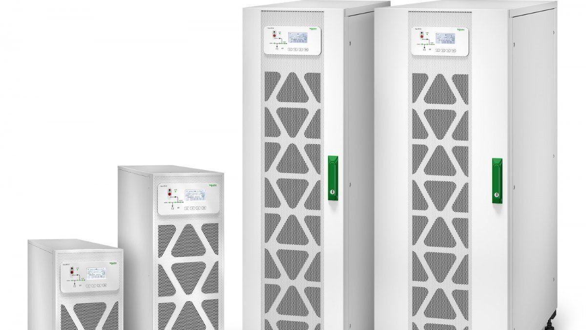 Schneider Electric presenta Easy UPS 3S, ideal para pymes