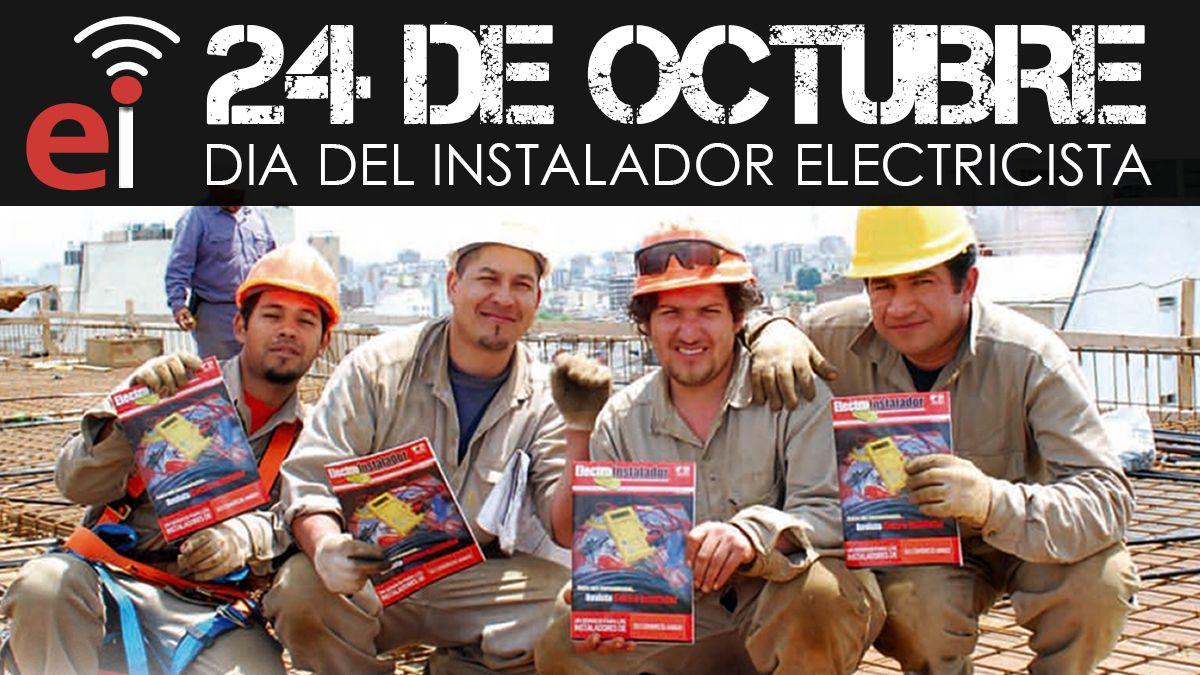 24 de octubre: ¡Feliz día del Instalador!