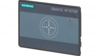 La nueva lectora RFID de Siemens para el control de acceso de máquinas y plantas