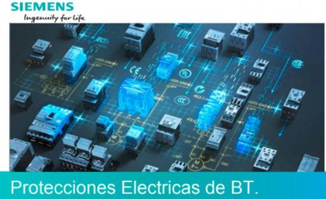 Charla sobre protecciones eléctricas en Baja Tensión en Rafaela