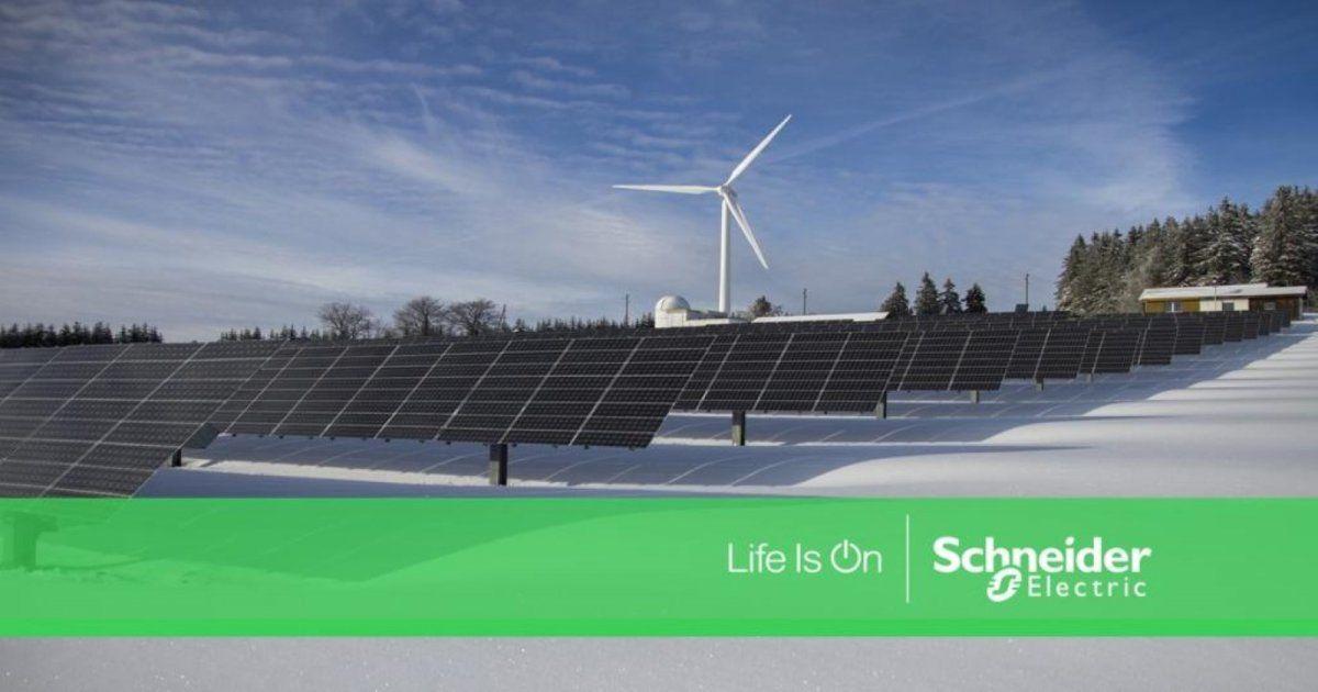 Un estudio de Schneider Electric hizo seguimiento al progreso corporativo de la energía, sostenibilidad y sus obstáculos