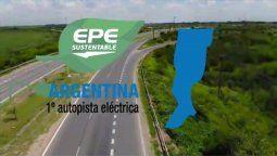 altText(Santa Fe tendrá la primera autopista eléctrica de Argentina)}