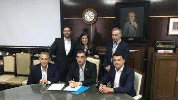 ABB y Facultad de Ingeniería de la UBA firman acuerdo de cooperación