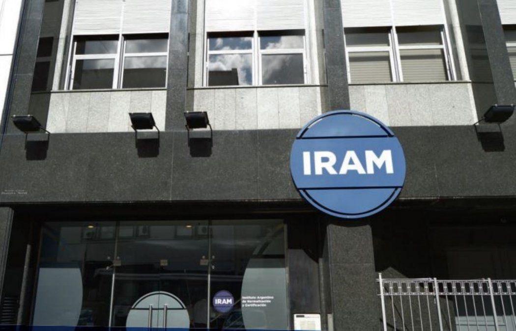 IRAM CHILE fue reconocido como organismo de certificación de productos eléctricos