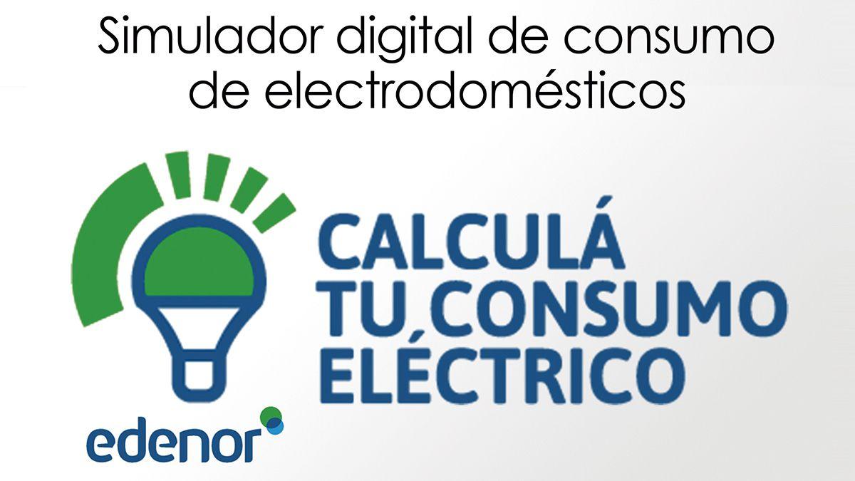 Simulador digital de consumo de electrodomésticos