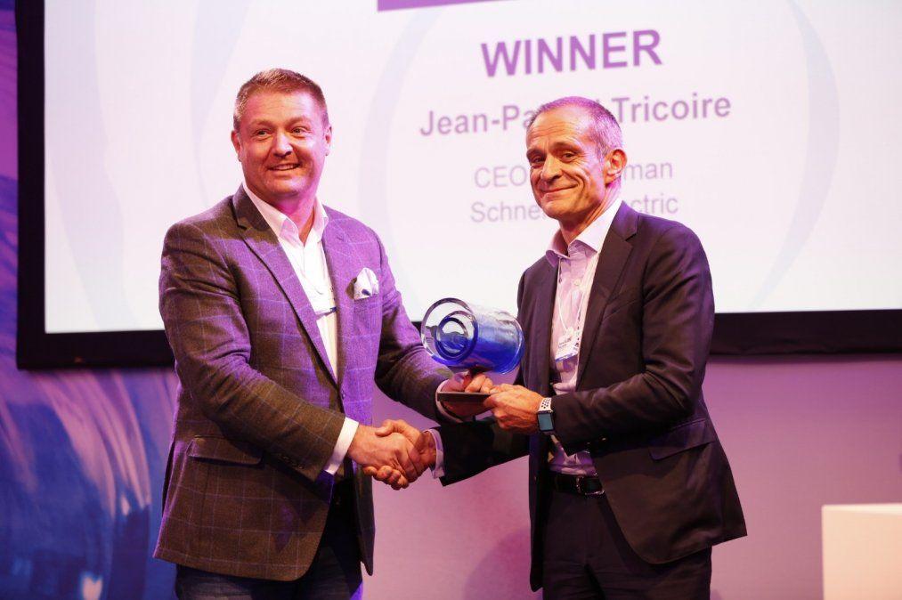 Schneider Electric recibe un reconocimiento internacional por su aporte a la economía circular