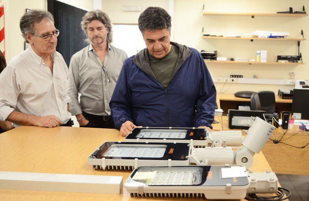 Jorge Macri visitó ELT Argentina