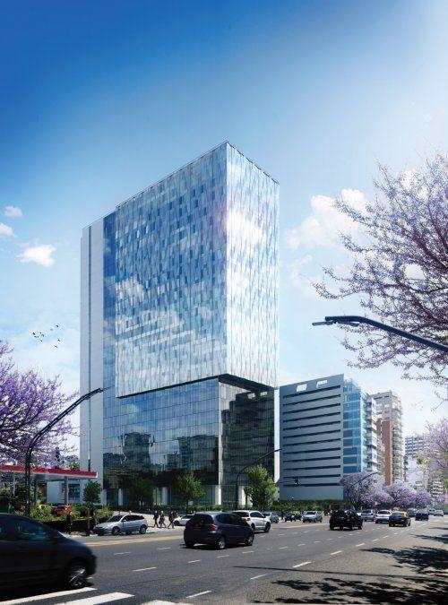 Schneider Electric implementa exitosamente su arquitectura EcoStruxure en la mayor torre de Buenos Aires