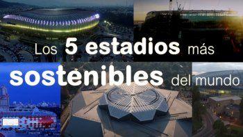 5 estadios de fútbol inteligentes: el futuro que ya está aquí