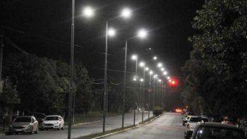 Tandil: avanza la instalación de luminarias LED en el alumbrad público