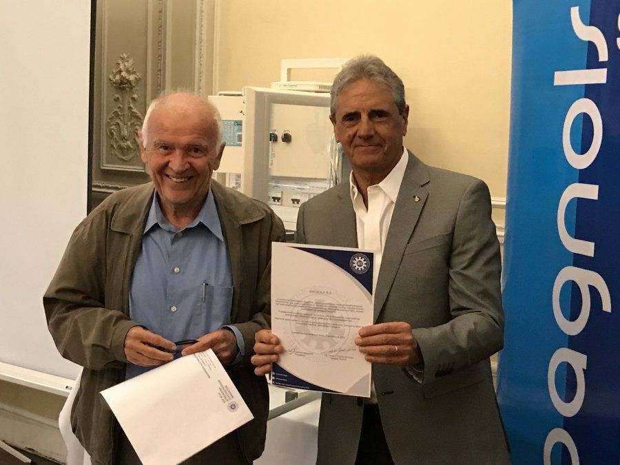 Schneider Electric y Bagnols donan un tablero hospitalario de última tecnología a la Asociación Electrotécnica Argentina (AEA)