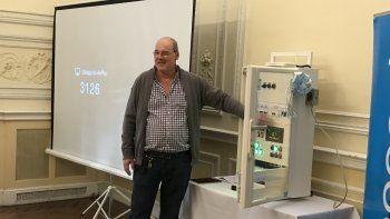 Schneider Electric y Bagnols donan un tablero hospitalario de última generación a la AEA