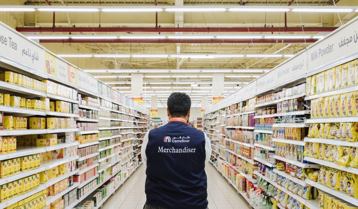 Carrefour Egipto reduce su huella de carbono con EcoStruxure Facility Advisor de Schneider Electric