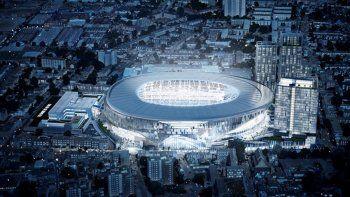 Tottenham Hotspur elige a Schneider Electric para su nuevo estadio