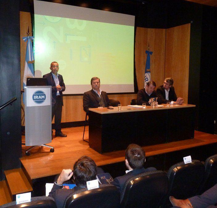 Los socios de IRAM designaron al nuevo Consejo Directivo