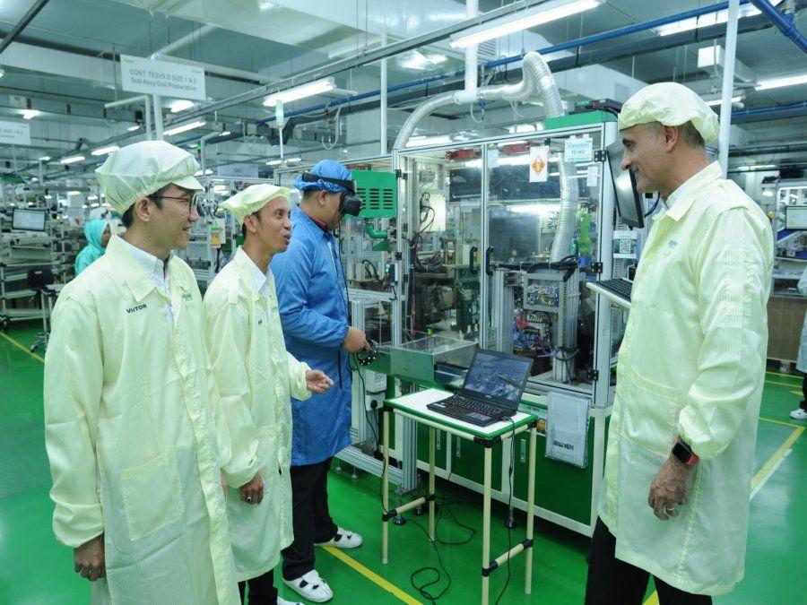 La fábrica inteligente de Schneider Electric que impulsa a dar el primer paso hacia internet industrial de las cosas