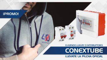 No te pierdas la promo aniversario de CONEXTUBE