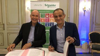 La Fundación Schneider Electric se asocia con la Fundación Solar Impulse