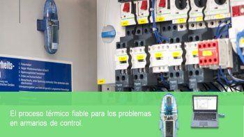 Condiciones térmicas: un tema candente en los tableros de control
