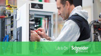 Schneider Electric anuncia mejoras en EcoStruxure Power para la distribución eléctrica