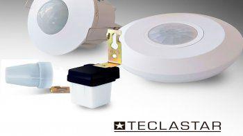 Conocé los sensores y fotocontroles de TECLASTAR