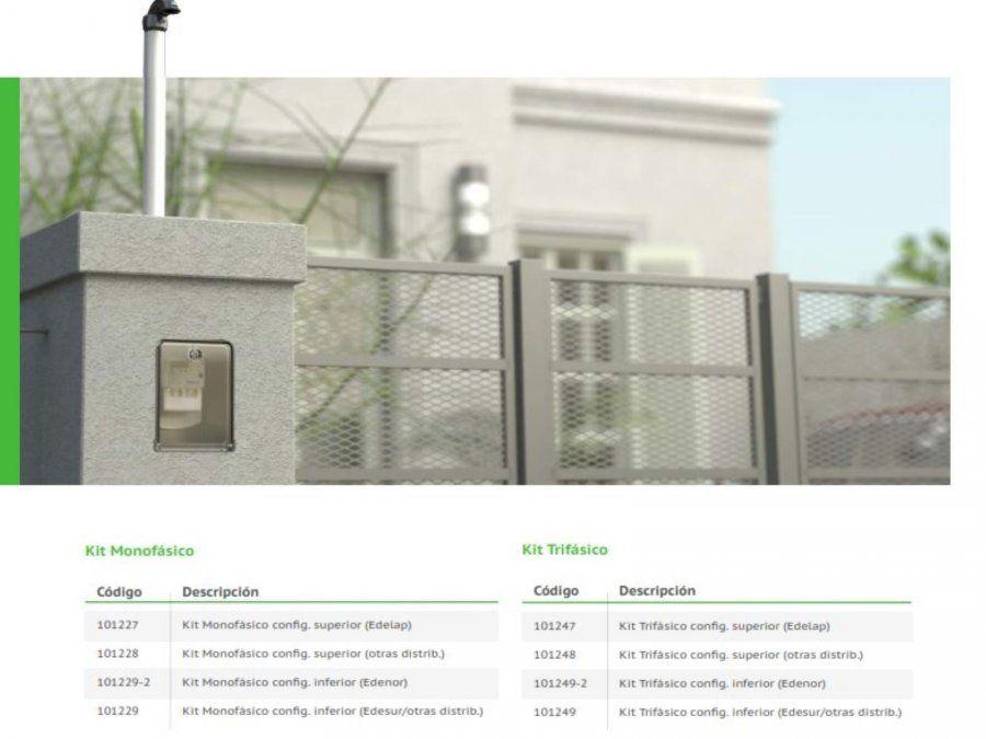 Así es el Kit de medición para pilar de GENROD
