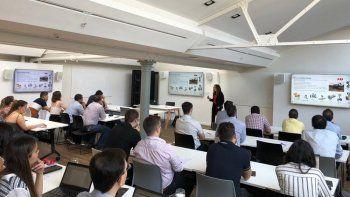 ABB Argentina presentó su línea de Computadores de Flujo Total Flow y Spirit-IT