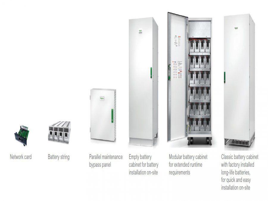 Schneider Electric lanza Easy UPS 3M, una UPS trifásica con módulos de batería internos, que facilita aún más la continuidad de los negocios