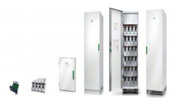 Schneider Electric lanza Easy UPS 3M, una UPS trifásica con módulos de batería internos