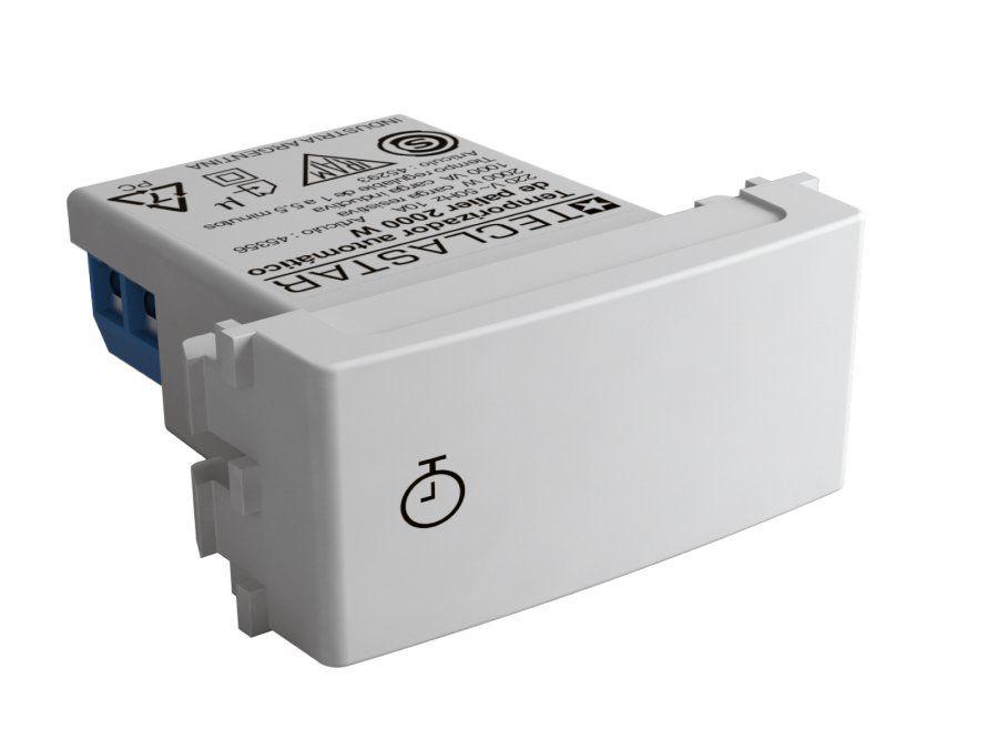 Instalaciones más eficientes con el Módulo Temporizador de Teclastar