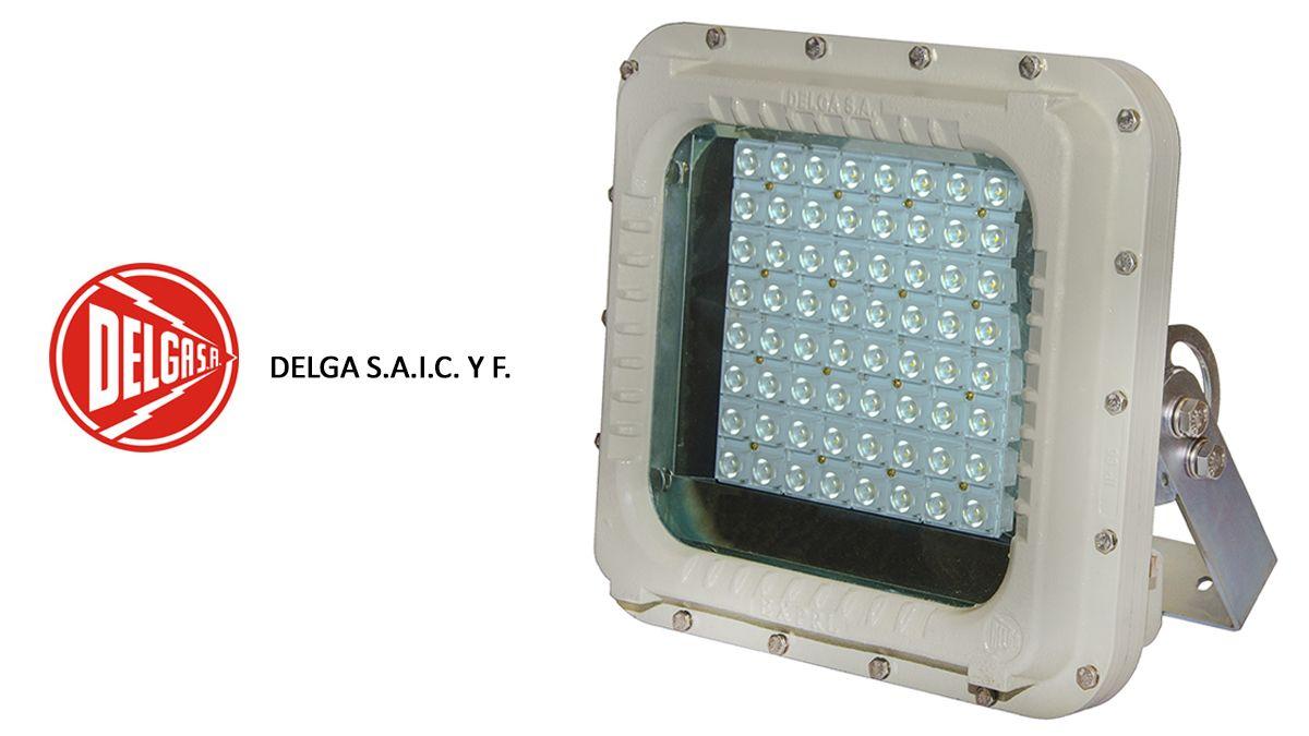 Proyector LED con driver incorporado EXPRL