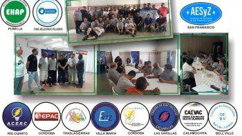 Importante reunión de electricistas en Córdoba