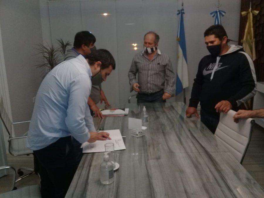 Importante reunión de AIEACat con el Gobierno de Catamarca