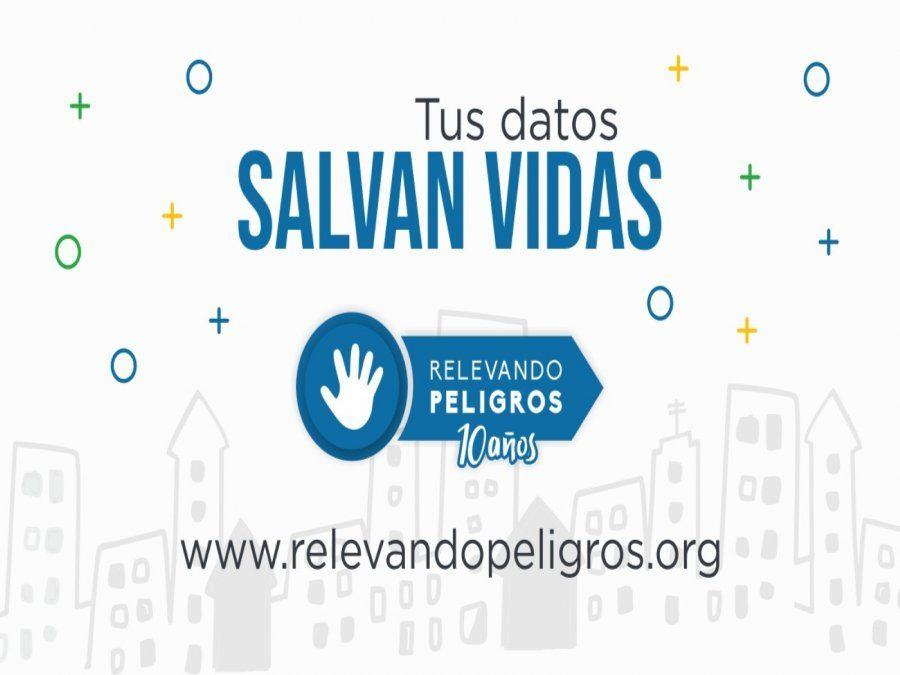 Fundación Relevando Peligros: 10 años de compromiso social