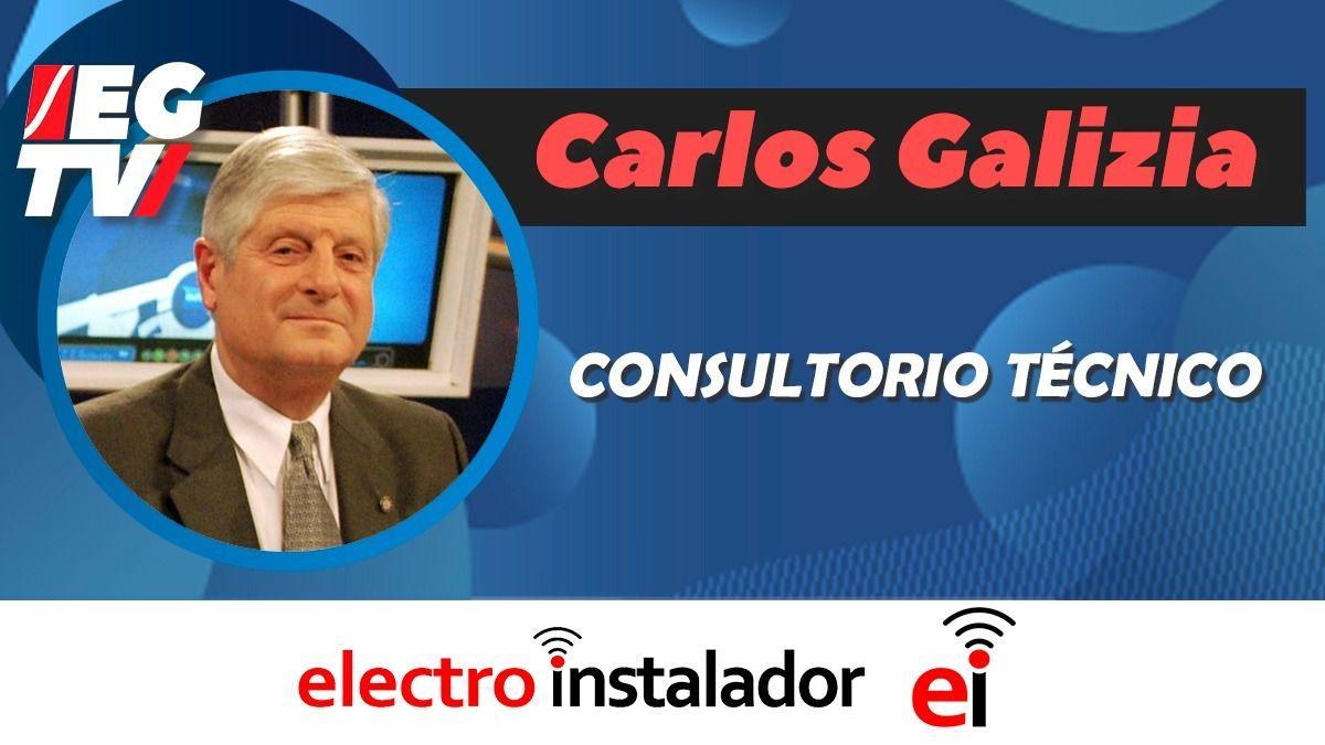 El consultorio técnico del ingeniero Galizia, ahora en video