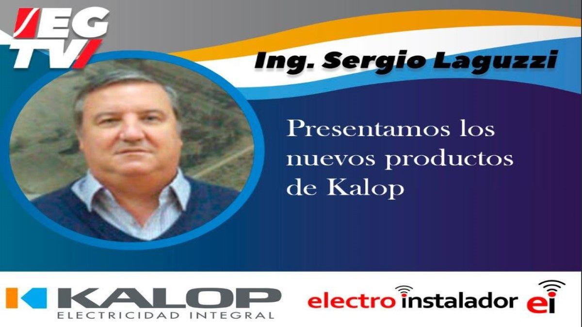 Kalop comenzó a fabricar caños