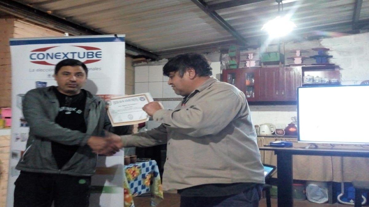 AIECat realizó una capacitación sobre Prevención de Riesgos Laborales en Electricidad