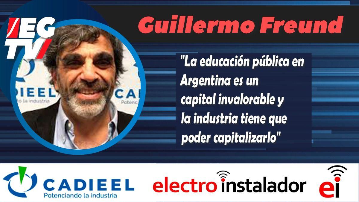 ¿Cuál es la situación de las empresas electrónicas en la Argentina?