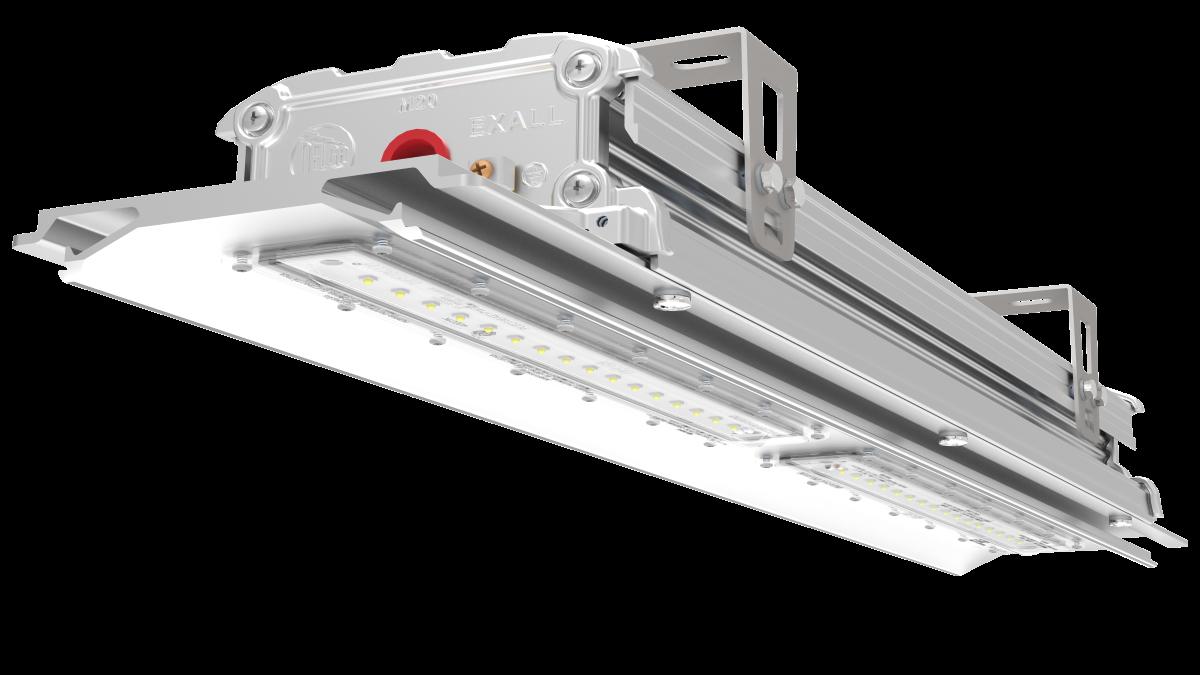 El nuevo lanzamiento de DELGA: luminaria para áreas clasificadas