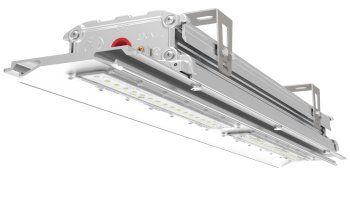 Nueva luminaria lineal para áreas clasificadas