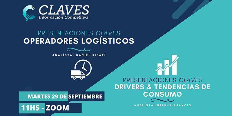 Claves presenta su informe Drivers y tendencias de consumo